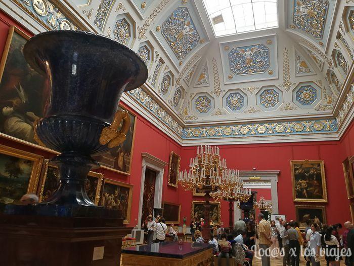 Hermitage de San Petersburgo