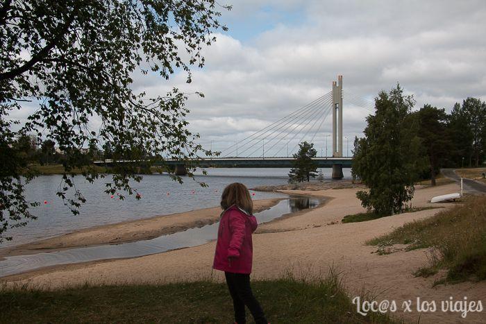 Rovaniemi en verano