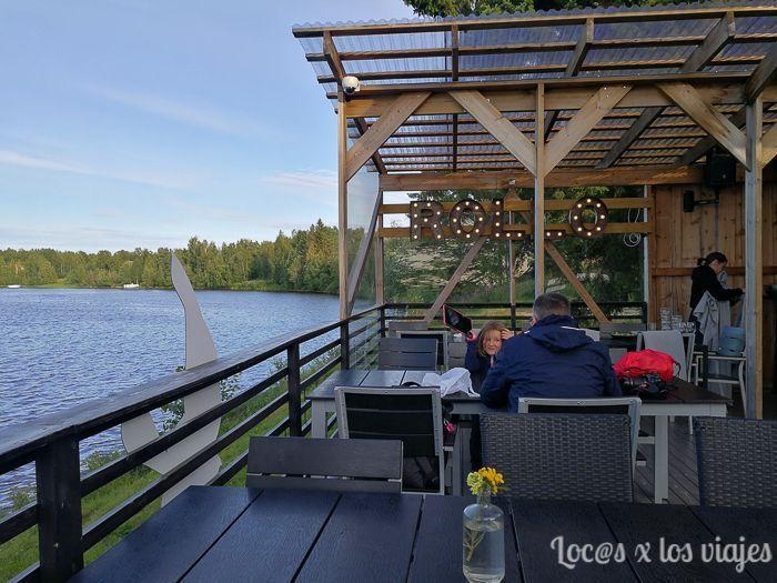 Kesärafla Summer Restaurant