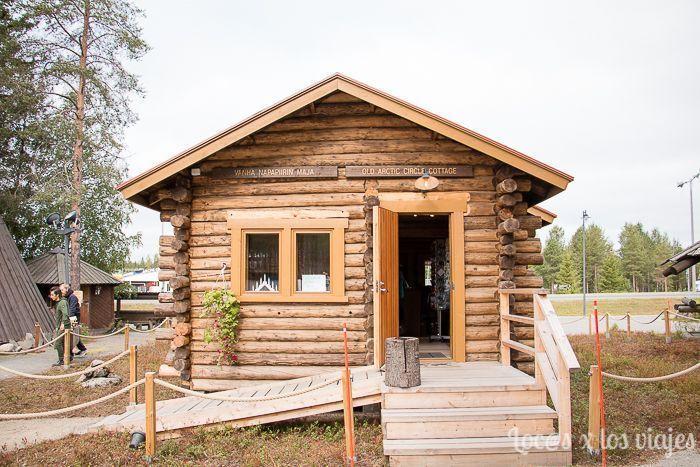 Cabaña de la Señora Roosevelt
