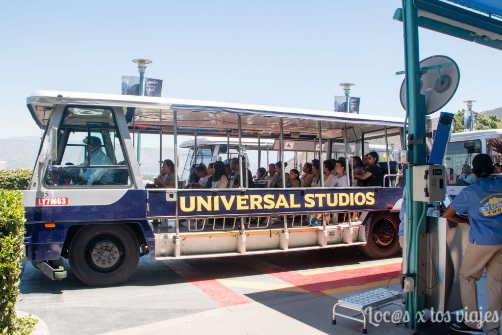 Studio Tour en Universal Studios Holywood