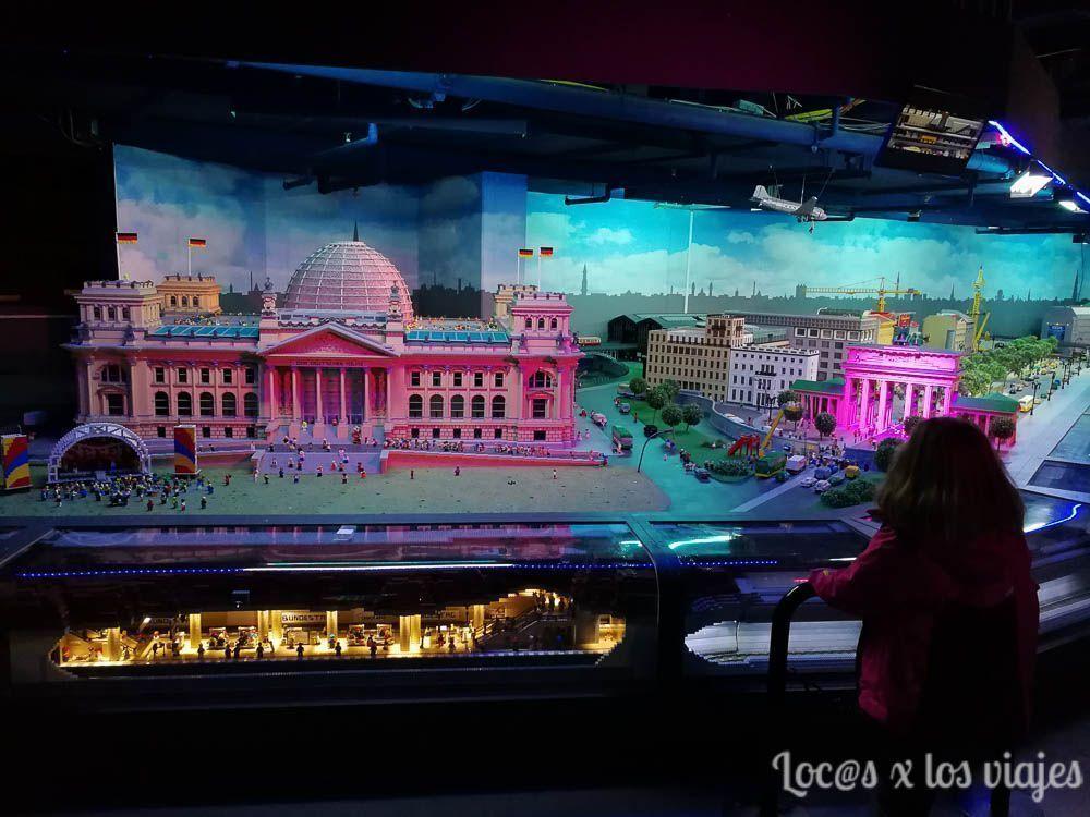 Berlín con niños: Legoland Discovery Center