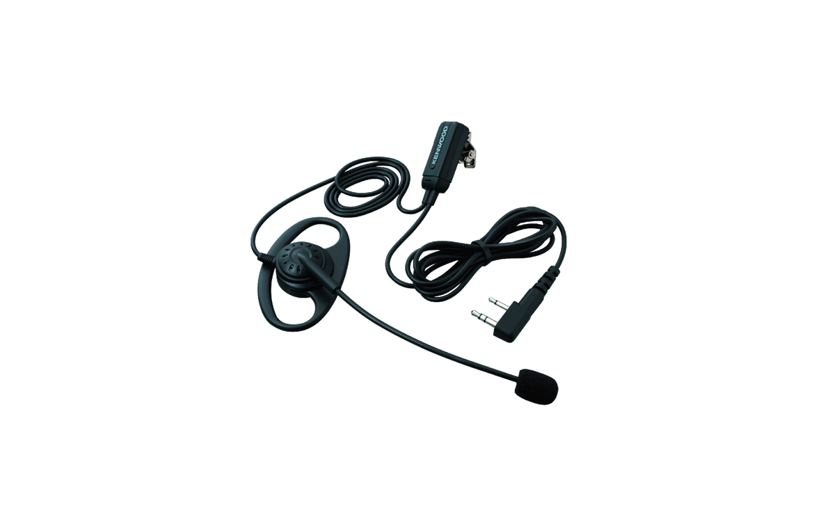 Clip Headset KHS29 of earmuff headset with microphone