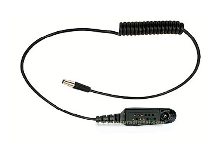 Peltor Cable Peltor Flex FL6U-32 para Motorola GP340