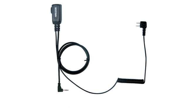NAUZER PTT-32M MOTOROLA Cable con micro PTT compatible