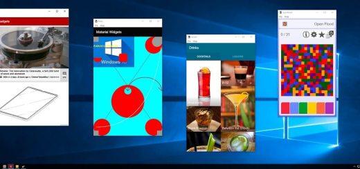 Las aplicaciones Android pronto se ejecutarán de forma nativa en Windows 10