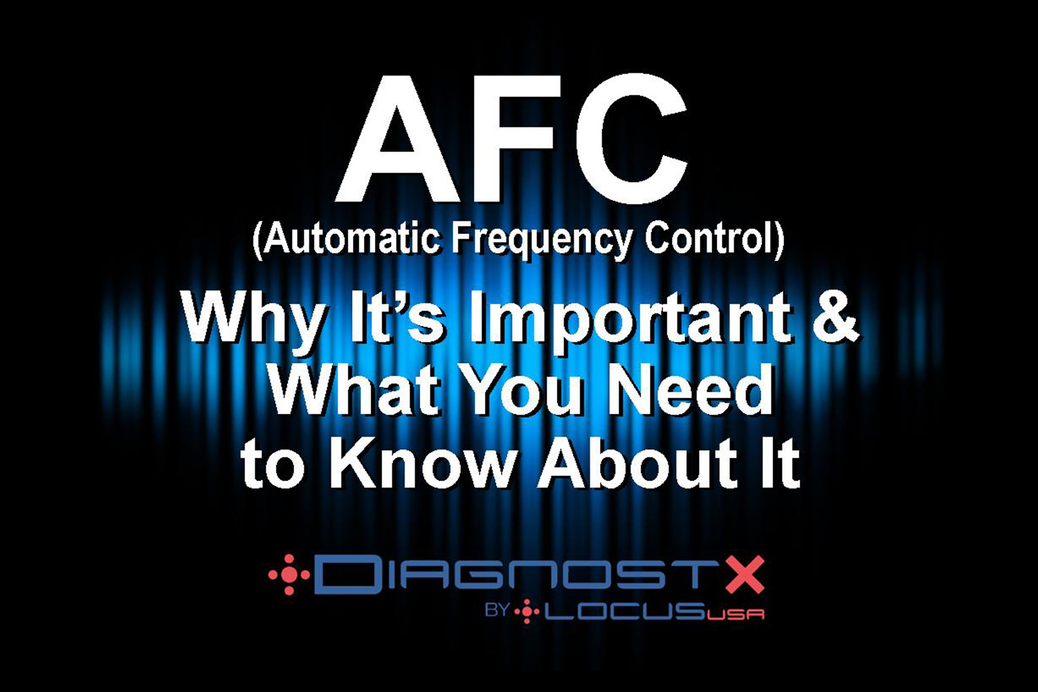 AFC why it's important