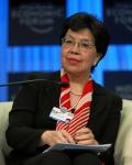 WHO-secretaris-generaal Margaret Chan