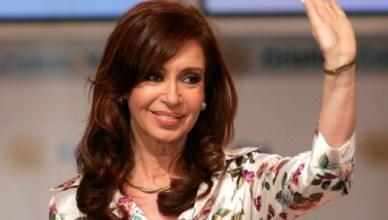 Argentijns president Cristina Fernández de Kirchner