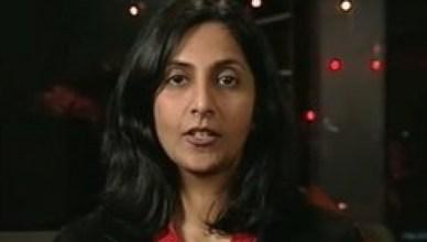 Kshama Sawant, socialistisch gemeenteraadslid in Seattle