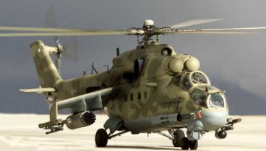 Russische helicopters hebben hun staat van dienst onder andere bewezen in Afghanistan, tot ze daar moesten afdruipen. De NAVO doet het daar niet veel beter