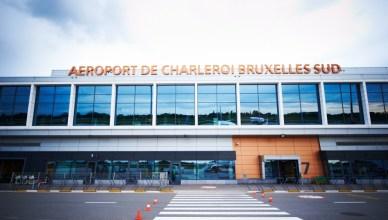 De terminal van Charleroi