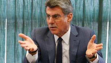 Romero Juca, sinds begin 2015 verdacht van omkoping, sinds 12 mei 2016 minister van planning, ontwikkeling en beheer van Brazilië
