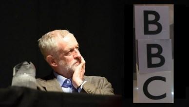 Jeremy Corbyn, voorzitter van Labour