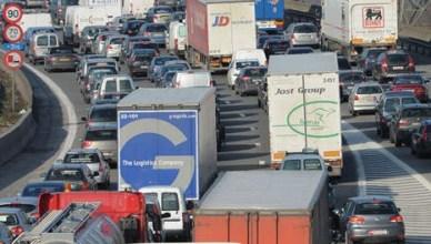 Dagelijkse monsterfiles, een loodzware last voor de Belgische economie