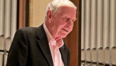 Hans Magnus Enzensberger in 2013