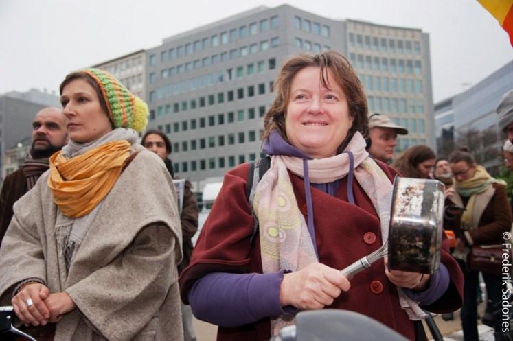 Actie tegen TTIP-CETA