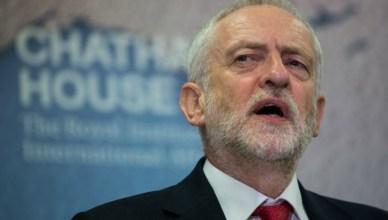 Jeremy Corbyn staat voor enorme uitdaging