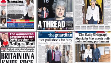 De nederlaag van May of de overwinning van Corbyn?