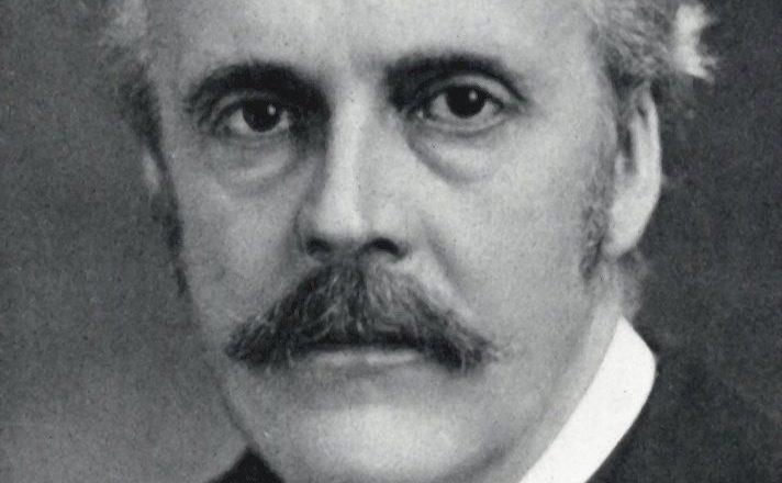 Arthur Balfour (1848-1930), Brits minister van buitenlandse zaken in 191