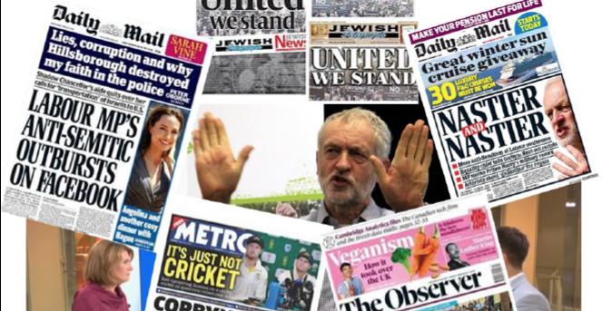 Studie bewijst: Guardian, BBC vooringenomen tegen Corbyn