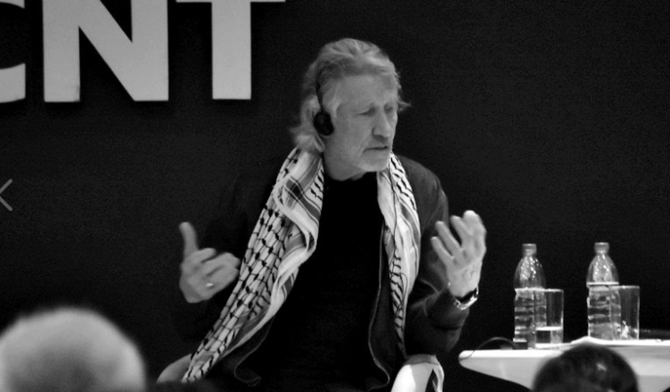 Roger Waters in Montevideo