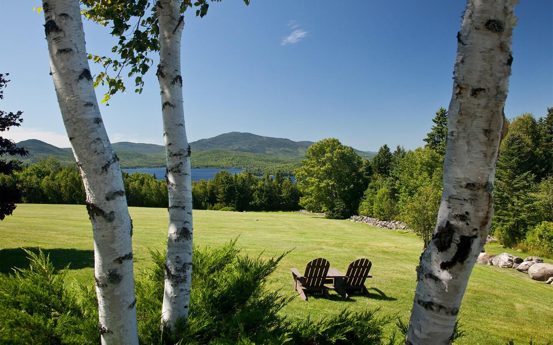Luxury Resorts in Maine  4 Diamond Resort