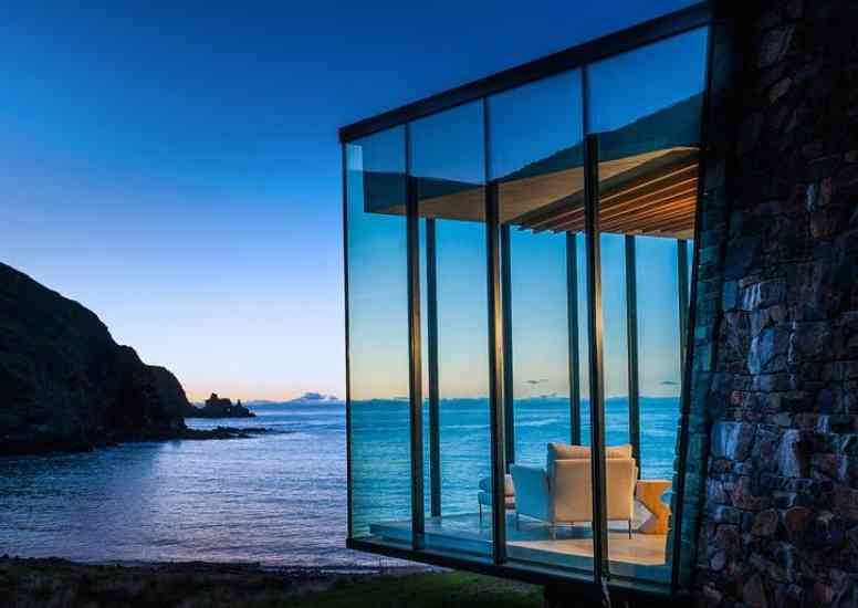 The Lodges  Luxury Lodges of New Zealand  Experience New