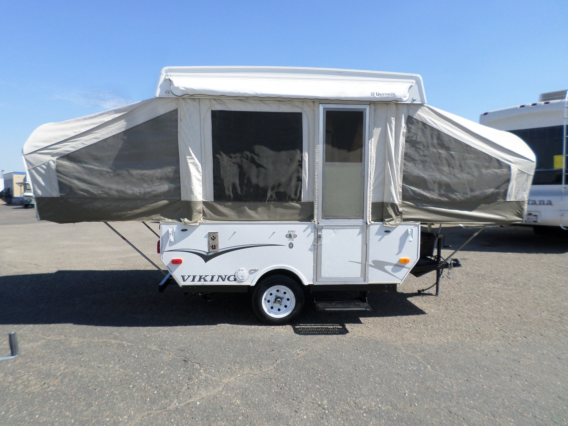 RV for sale 2010 Viking Epic 1706 PopUp Tent Trailer 17