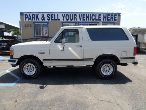 small resolution of 1990 ford bronco 4x4 xlt