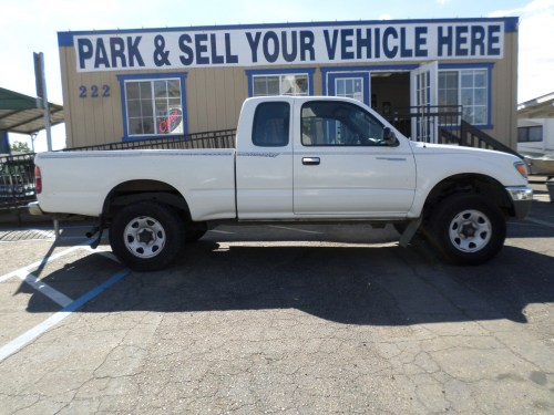 small resolution of 1996 toyota tacoma 4x4 extended cab