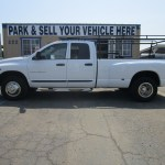 Truck For Sale 2003 Dodge Ram 3500 Quad Cab Long Bed Diesel Dually In Lodi Stockton Ca Lodi Park And Sell