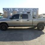 Truck For Sale 2007 Dodge Ram 2500 Mega Cab Diesel In Lodi Stockton Ca Lodi Park And Sell