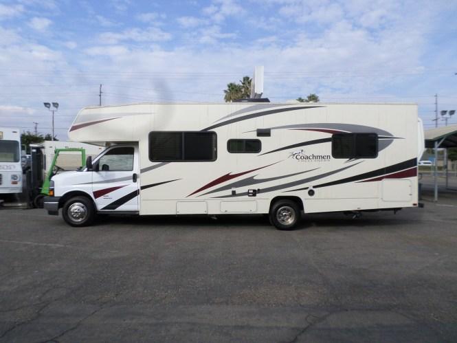 Coachmen Freelander Class C Motorhomes   Review Home Co