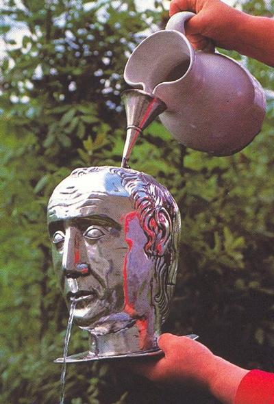 san gregorio cabeza