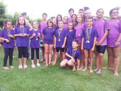 Campeonato natacion 2014