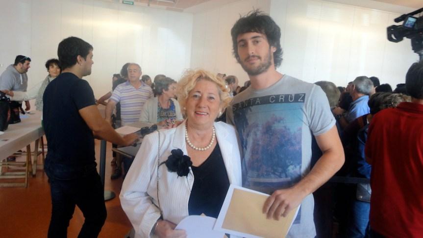 ganadores concurso gastronómico piquillo de Lodosa