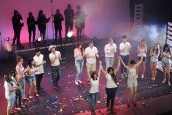 musical Waterloo en la Casa de Cultura de Lodosa