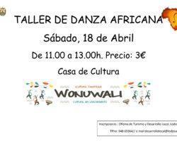 TALLER DE DANZA AFRICANA (1)