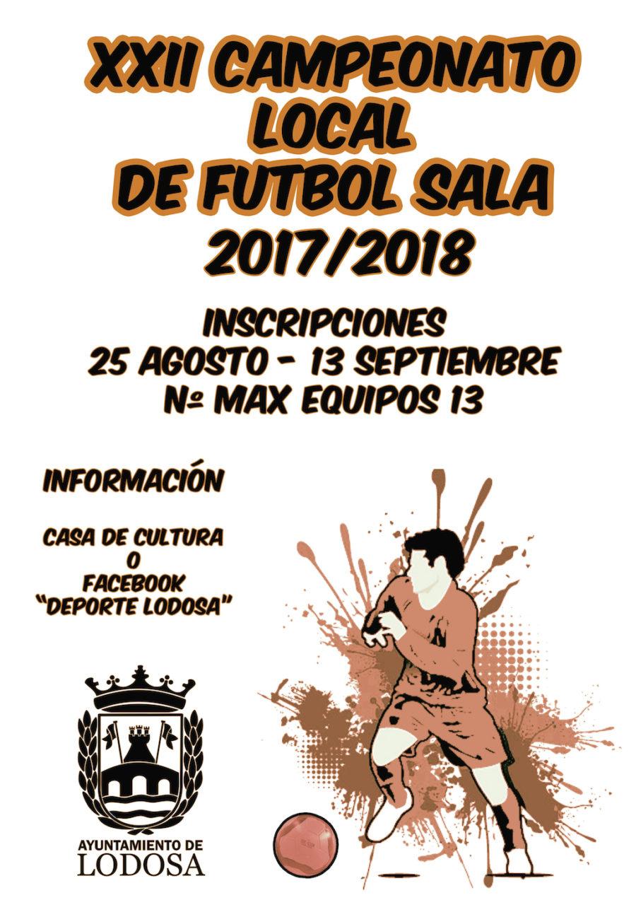 FutbolSala2017