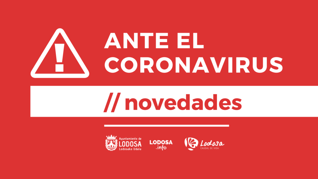COVID 19 // NOVEDADES