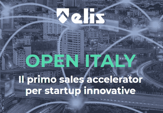 Open Italy: un'opportunità per le start-up innovative