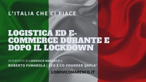 Logistica ed E-Commerce durante e dopo il lock-down