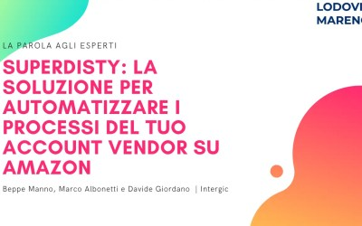 SUPERDISTY | La soluzione per AUTOMATIZZARE i processi del tuo account Vendor Central Amazon