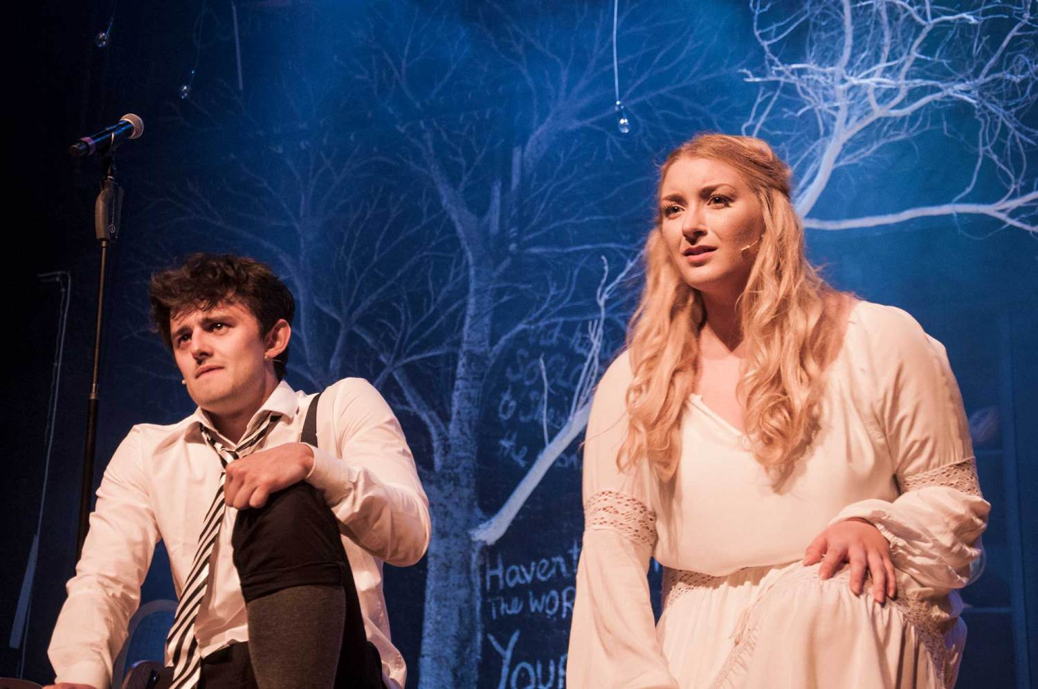 Essex amateur theatre LODS Spring Awakening