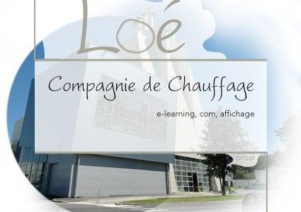 [client Loé] La Compagnie de Chauffage de Grenoble