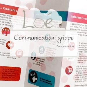 Communication grippe