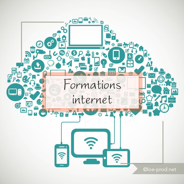 formations internet