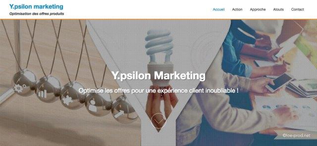 Ypsilon marketing