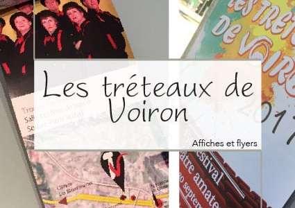 [client Loé] Les Tréteaux de Voiron : festival de théatre amateur